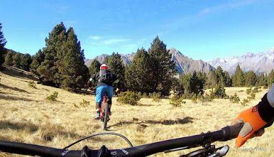 231 - Enduro por Sierra Negra en Cerler, Valle de Benasque.