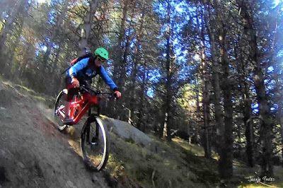 32 - Endurando por Cerler, Valle de Benasque.