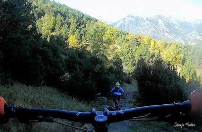 37 - Endurando por Cerler, Valle de Benasque.