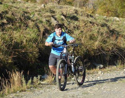 P1080383 - Enduro por Cerler con amigos. Valle de Benasque