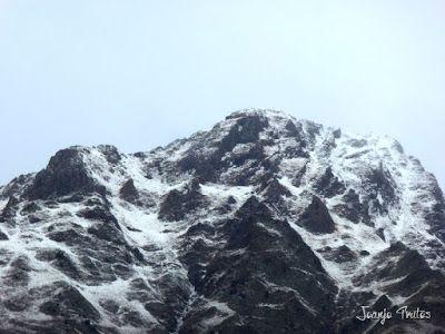 """P1080456 - Del """"veroño"""" a ver nieve de nuevo en el Valle de Benasque."""