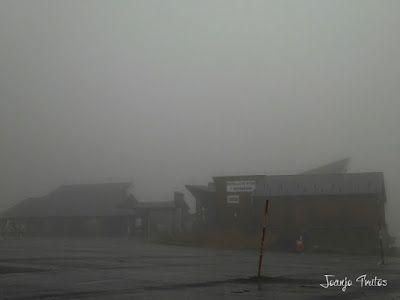 """P1080503 - Del """"veroño"""" a ver nieve de nuevo en el Valle de Benasque."""