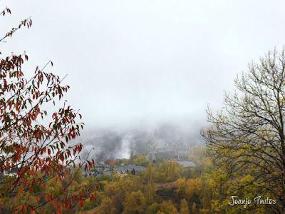 """P1080510 - Del """"veroño"""" a ver nieve de nuevo en el Valle de Benasque."""