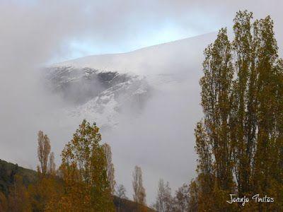 """P1080525 - Del """"veroño"""" a ver nieve de nuevo en el Valle de Benasque."""
