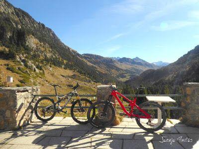 P1080634 - Valle de Estós recorrido con pedales. Pirineo Aragonés.