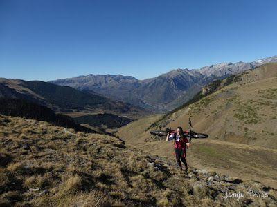 P1080661 - Enduro por Sierra Negra en Cerler, Valle de Benasque.