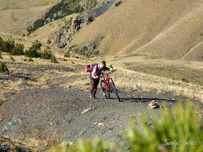 P1080668 - Enduro por Sierra Negra en Cerler, Valle de Benasque.