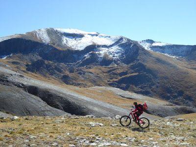 P1080679 - Enduro por Sierra Negra en Cerler, Valle de Benasque.