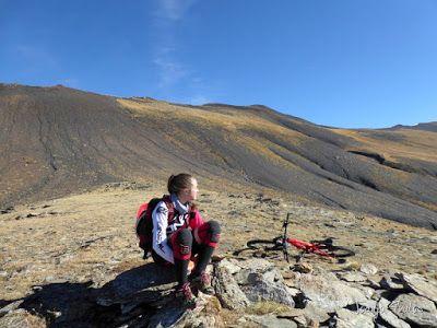 P1080690 - Enduro por Sierra Negra en Cerler, Valle de Benasque.