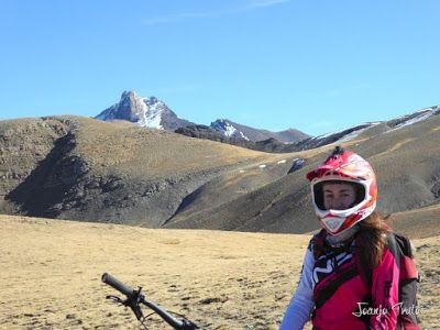 P1080704 - Enduro por Sierra Negra en Cerler, Valle de Benasque.
