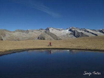P1080714 - Enduro por Sierra Negra en Cerler, Valle de Benasque.