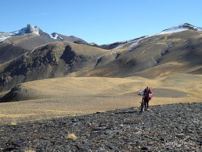 P1080729 - Enduro por Sierra Negra en Cerler, Valle de Benasque.