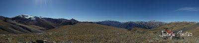 Panorama1 - Enduro por Sierra Negra en Cerler, Valle de Benasque.