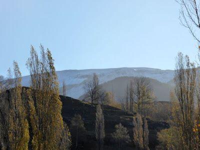 P1080962 - Noviembre en el Valle de Benasque dos ambientes...