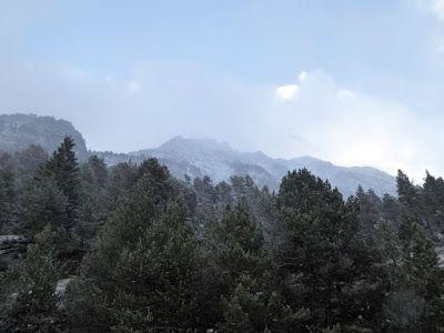 P1080972 - Noviembre en el Valle de Benasque dos ambientes...