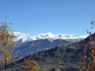 P1090023 - Noviembre en el Valle de Benasque dos ambientes...