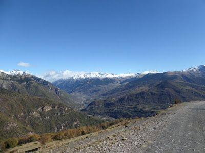 P1090055 - Noviembre en el Valle de Benasque dos ambientes...