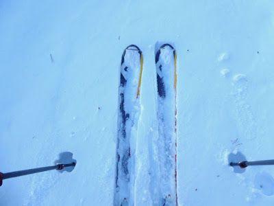 P1090109 - Primera puesta a punto de skimo en el Valle de Benasque.