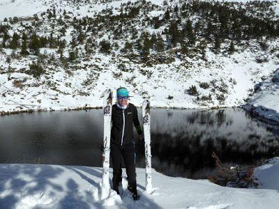 P1090171 - Primera puesta a punto de skimo en el Valle de Benasque.