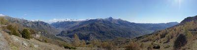 Panorama3 2 - Noviembre en el Valle de Benasque dos ambientes...