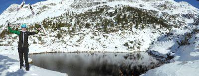 Panorama5 - Primera puesta a punto de skimo en el Valle de Benasque.