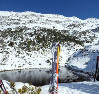 Panorama6 - Primera puesta a punto de skimo en el Valle de Benasque.