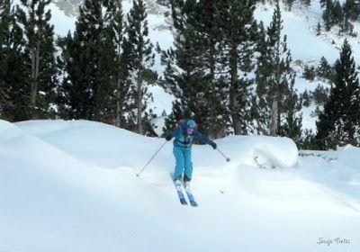 102 1 - Otro día de skimo por el Valle de Benasque