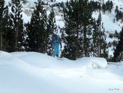 103 - Otro día de skimo por el Valle de Benasque