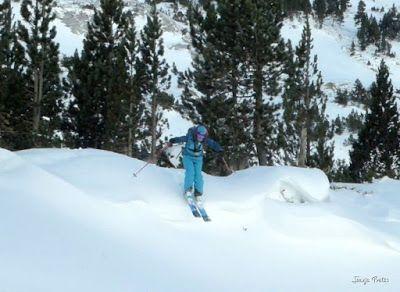 105 - Otro día de skimo por el Valle de Benasque