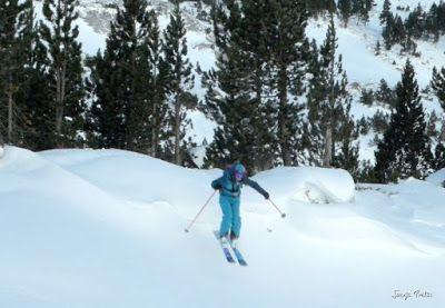 107 - Otro día de skimo por el Valle de Benasque