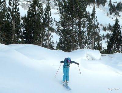 108 - Otro día de skimo por el Valle de Benasque