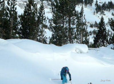 109 - Otro día de skimo por el Valle de Benasque