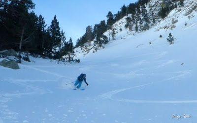 112 - Otro día de skimo por el Valle de Benasque