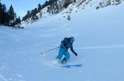 113 - Otro día de skimo por el Valle de Benasque