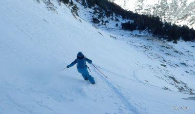 114 - Otro día de skimo por el Valle de Benasque