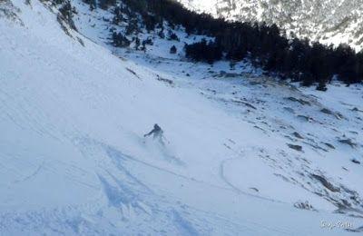 115 - Otro día de skimo por el Valle de Benasque
