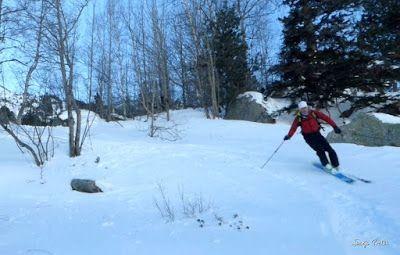 117 1 - Otro día de skimo por el Valle de Benasque