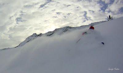 117 - Gozando las nevadas de Cerler, Valle de Benasque.