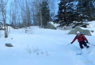 118 1 - Otro día de skimo por el Valle de Benasque