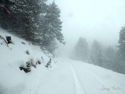 P1090670 - Diciembre empieza blanco en el Valle de Benasque.