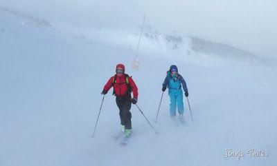P1090683 - Diciembre empieza blanco en el Valle de Benasque.