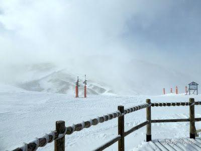 P1090697 - Diciembre empieza blanco en el Valle de Benasque.