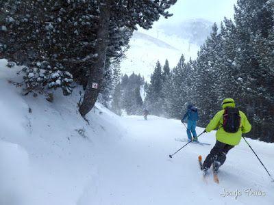 P1090734 - Diciembre empieza blanco en el Valle de Benasque.