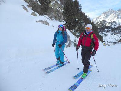 P1090746 - Otro día de skimo por el Valle de Benasque