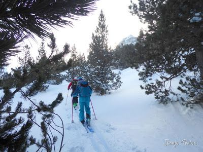 P1090749 - Otro día de skimo por el Valle de Benasque