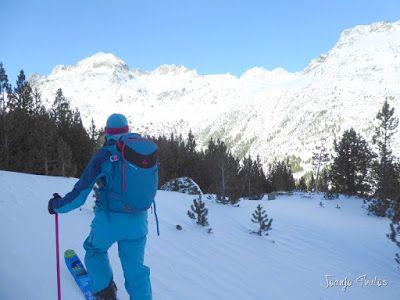 P1090753 - Otro día de skimo por el Valle de Benasque