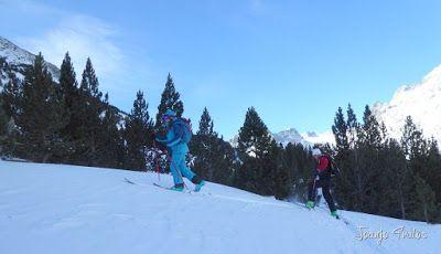 P1090759 - Otro día de skimo por el Valle de Benasque