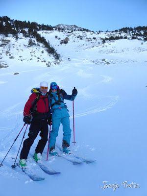P1090784 - Otro día de skimo por el Valle de Benasque