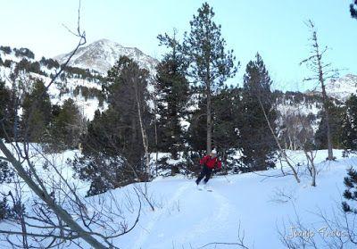 P1090792 - Otro día de skimo por el Valle de Benasque