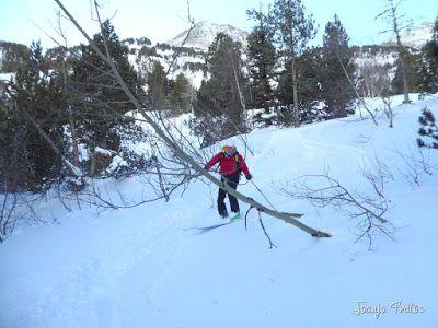 P1090794 - Otro día de skimo por el Valle de Benasque